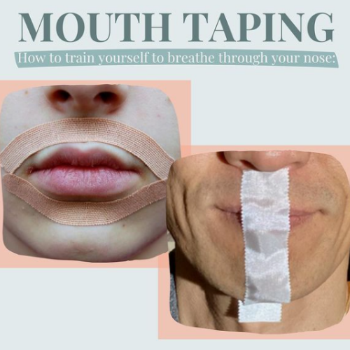 How To Mouth Tape